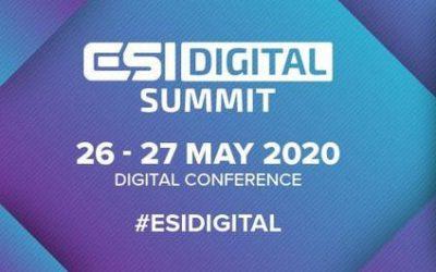 ESI Digital Summit : Participation à la conférence annuelle sur l'Esport