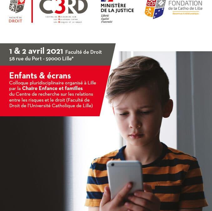 « Enfants & Ecran » : Colloque sur les influenceurs de Tiktok et Twitch
