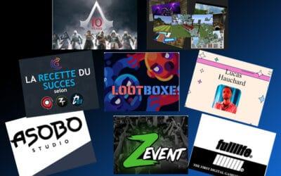 Gaming Campus : Le Droit des influenceurs, streamers et éditeurs de jeux vidéos