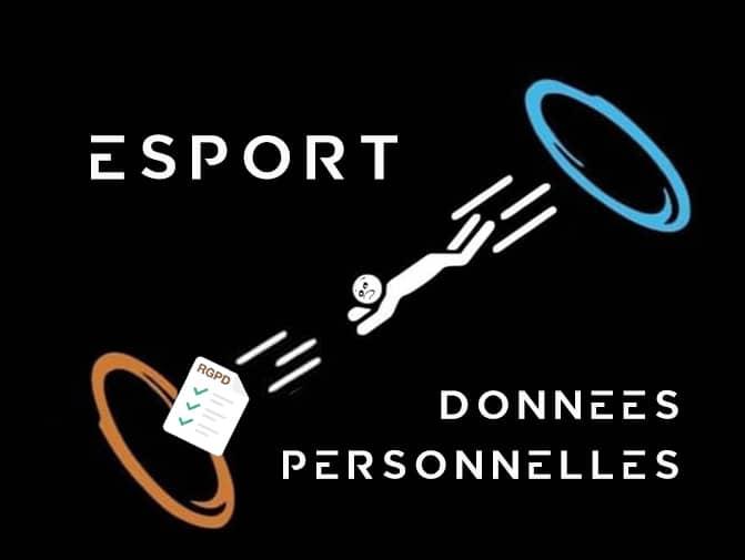 Esport & compétition de jeux vidéo - RGPD et protection des données personnelles - Contrats esportifs Joueurs et clubs