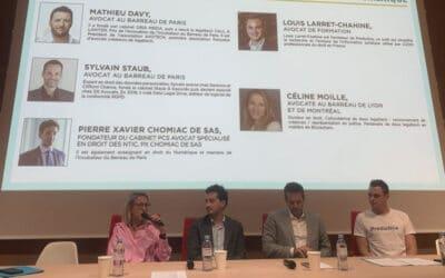 10.09.2021 – Journée du Numérique – Legal Techs & outils numériques
